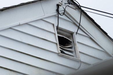 bat property vent damage pickering